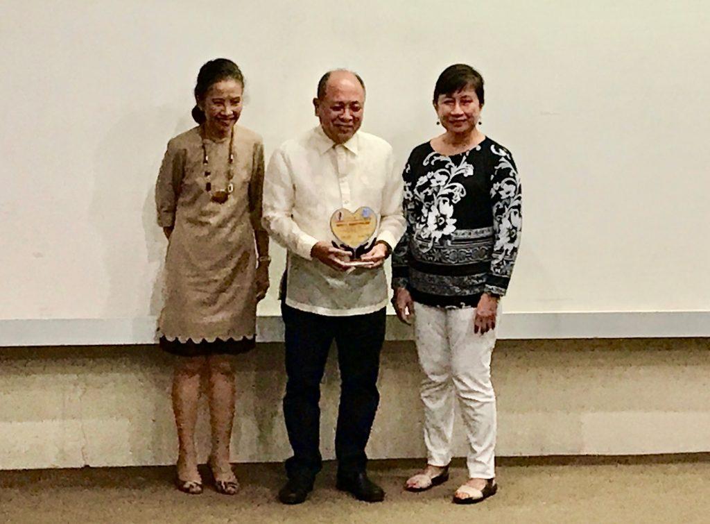 Dr. Rudy Amatong – 2017 MOCA Awardee
